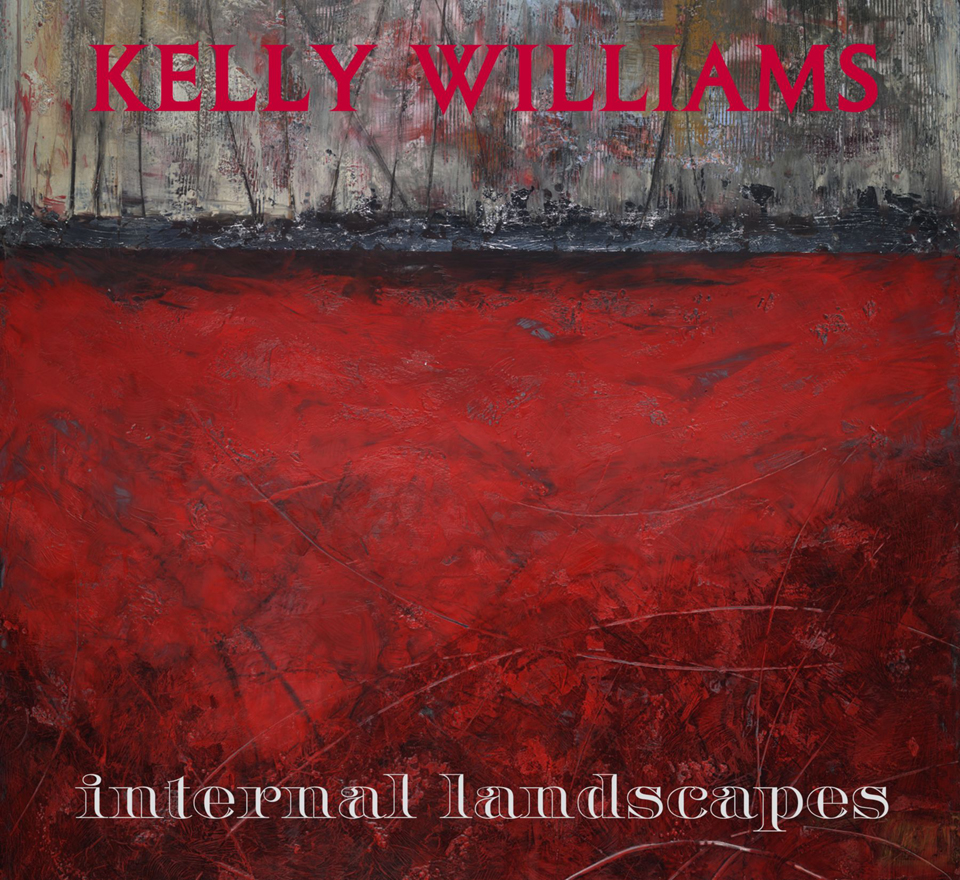 Amazing Encaustic Painting by Kelly Williams