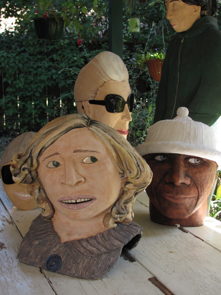 Figurative Sculpture Group Photo by Kenworth