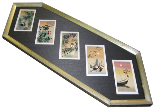 Custom Frame Shapes