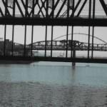 Buchanan Bridges Large-scale Photo
