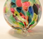 Totally Blown Glassworks Ornament Suncatcher