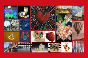 Artists Collage