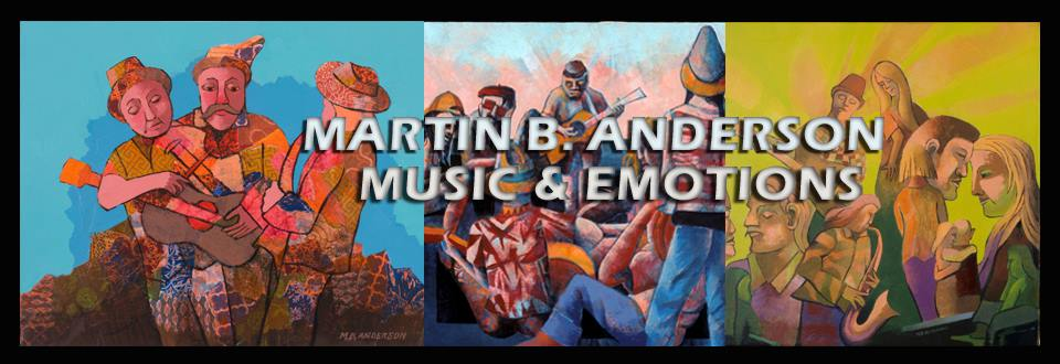 Paintings of Musical Artists