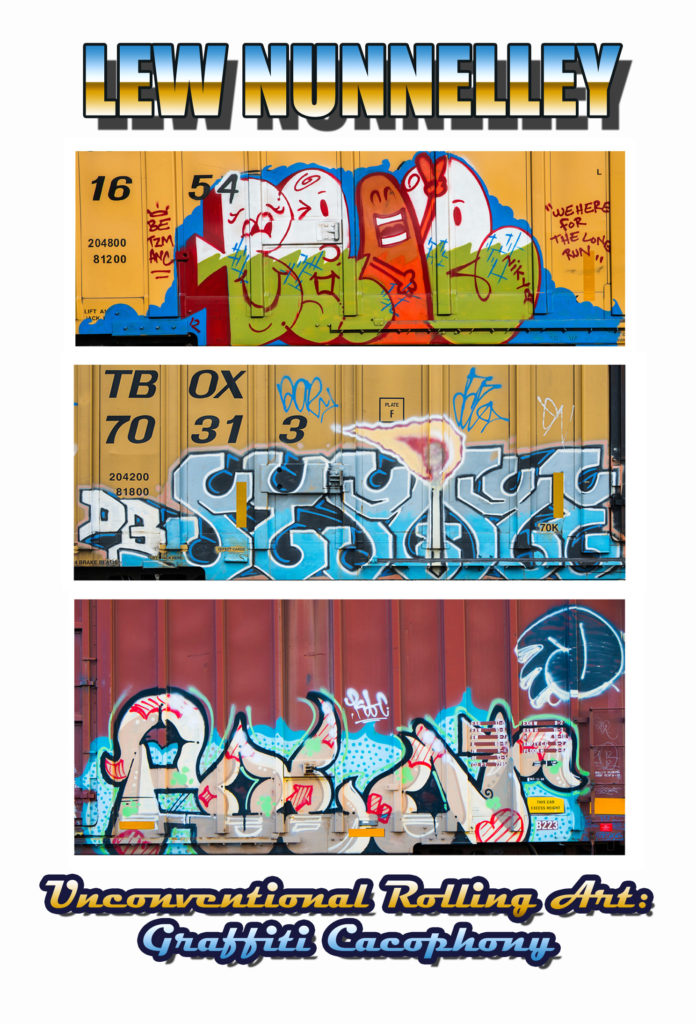 81e262130a6 For the month of May, Pearl Gallery & Framing will be showcasing a  selection of photographs of graffiti by Lew Nunnelley. This selection of  photographs, ...